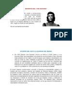 Biografía Del Che Guevara