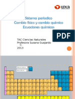 Tabla Periodica (Ciencias Naturales)