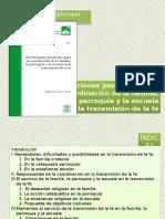 Orientaciones FCP CEE