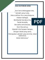 Lagu Sk Pokok Sena