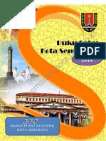 Buku Saku Kota Semarang Dalam Angka 2014