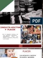 Conducta Adictiva y Placer 1
