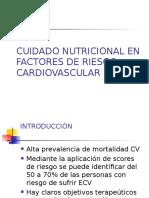 Cuidado Nutricional en Factores de Riesgo Cardiovascular