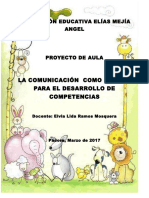 Proyecto de Aula Lengua Castellana (Autoguardado)