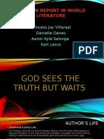 Written report in World Literature.pptx