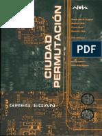 Egan, Greg - Ciudad Permutacion.epub