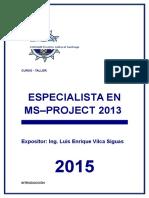Manual de Project 2013