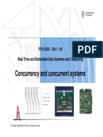 2011-2 Concurrent Systems