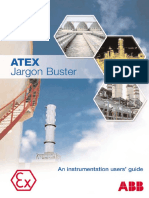 ABB+ATEX+Jargon+Buster for+INSTRUMENTATION+users
