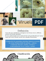 Viruela Aviar Clinica de Aves