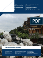 Executive Summary, Doi Kham Food Products 2017