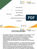 Rene Urbina Evaluacion Final