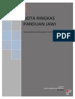 131568440 Nota Ringkas Panduan Jawi