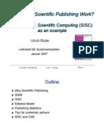 Ruede Scientific Publishing 070111
