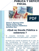 deuda publica colombiana