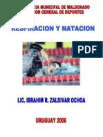 Respiracion y Natacion i