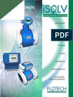 Electromagnetic Flowmeter FLOTECH
