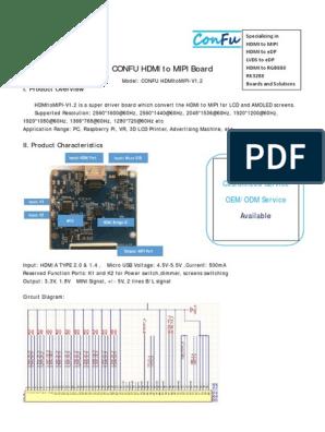 HDMI to MIPI DSI,HDMI to EDP,EDP to MIPI,LVDS to EDP,HDMI to