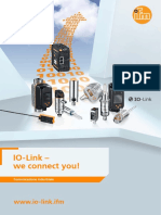 IO-Link – we connect you! (IT)