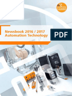 Newsbook 2016 / 2017 Automation Technology (EN)