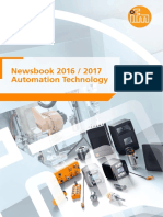 Newsbook 2016 / 2017 Automation Technology (CH)