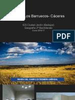 Mérida- Los Barruecos- Cáceres 2017