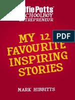 Alfie Potts 12 Stories