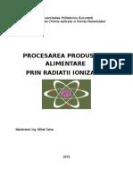 Procesarea Produselor Alimentare.doc