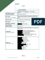 Rapport d'inspection de Creusot Forge par l'Autorité de sûreté britannique (décembre 2016)