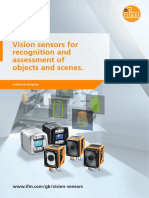 Vision sensors for recognition and assessment of objects and scenes