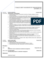 Jobswire.com Resume of ghartzell
