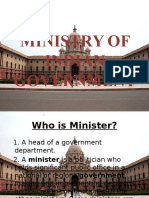 Latest & Updated List of Cabinet Ministers of India - Copy
