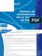 Manual Integracion en La Ciudad de Madrid Micm2016