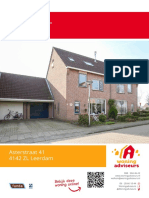 Brochure - Asterstraat 41, Leerdam