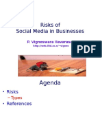 Risks of Social media in Businesses.pptx