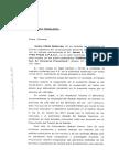 Respuesta Correo Argentino