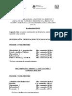 Contenidos Materias 2_ Año - 2_ Cuatrimestre