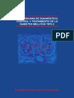 [Consenso Peruano Sobre Prevencion y Tratamiento de Diabetes Mellitus 2 Sindrome Metabolico y Diabetes Gestacional]