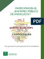 Folleto Participación Ciudadana