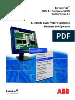 AC 800M Controller Hardware