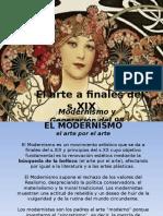 El modernismo.ppt
