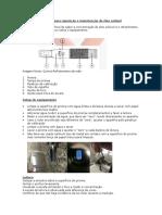 Uso Do Refratômetro Para Reposição e Manutenção Do Óleo Solúvel