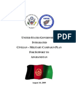 Integrated Civilian-Military Campaign Plan