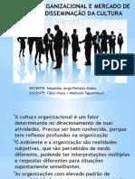 Cultura Organizacional e Mercado de Trabalho