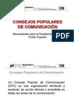 Consejos Populares de Comunicación