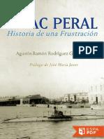 Isaac Peral. Historia de Una Fr - Agustin Ramon Rodriguez Gonzale
