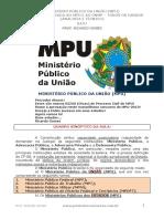 Aula 10 - Legislacao Aplicada Ao MPU e Ao CNMP