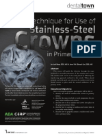Technique for Use of Stainless-Steel Crowns in Primary Molars by Joel Berg (HF-951).pdf