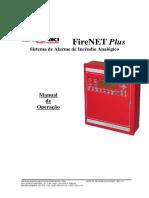 Manual de Operação Firenet PLUS Pt Br