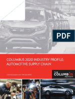 Automotive Supply Chain Industry Profile